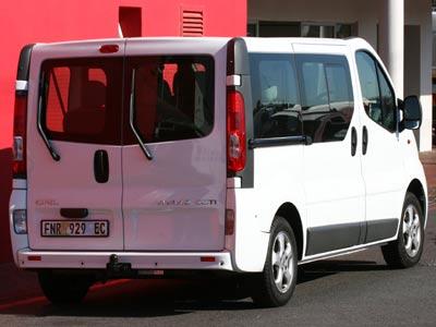 Opel Vivaro 1,9 CDTi review