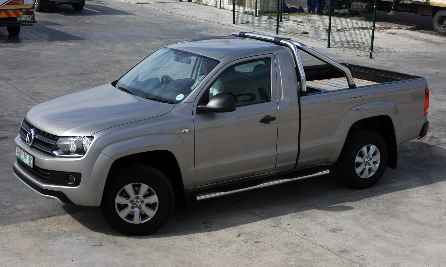vw amarok 2.0 bitdi 4motion 120kw trendline single cab review