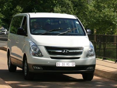 Hyundai H1 review (1/2)