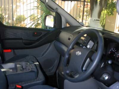 Hyundai H1 Multicab 2 5 VGTi 6 Seater Diesel 5-spd automatic
