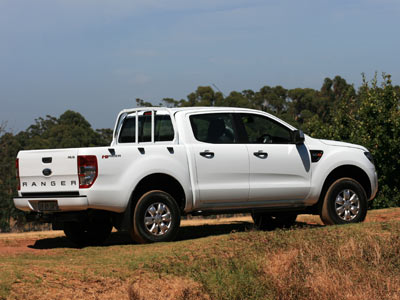 Ford Ranger 2.2 HP XL 6MT double cab review (2/4)