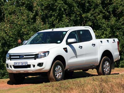 Ford Ranger 2.2 HP XL 6MT double cab review (3/4)