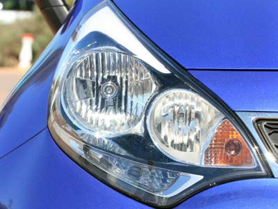 Kia Rio 1.4 manual review (5/5)