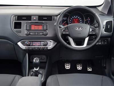 Kia Rio 1 4 Manual Review Wheelswrite