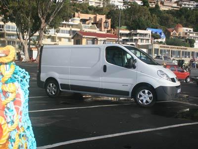 Renault Trafic 1 9 Dci Van Review Wheelswrite