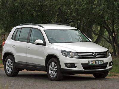 Volkswagen Tiguan 4x2 Trend and Fun review (1/3)