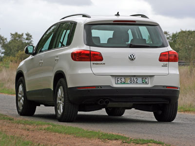 Volkswagen Tiguan 4x2 Trend and Fun review (3/3)