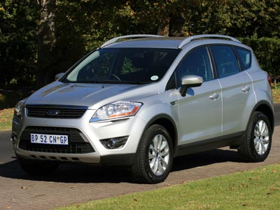 Ford Kuga 2.5 AWD Trend review (3/4)