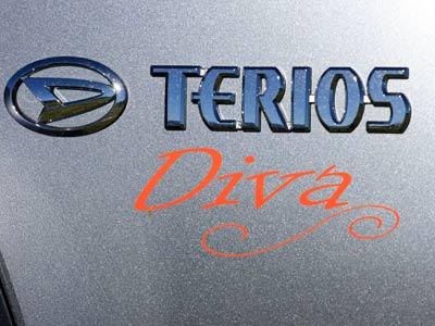 Daihatsu Terios 1.5 Diva review (5/5)