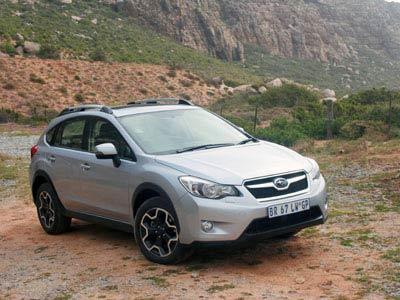 Subaru XV Lineartronic CVT review (2/6)