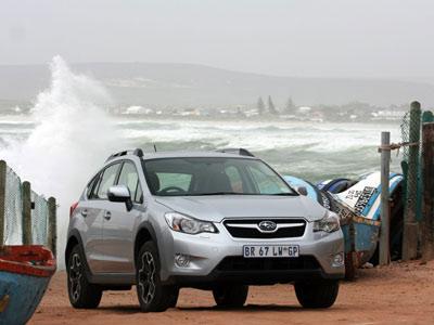 Subaru XV Lineartronic CVT review (4/6)