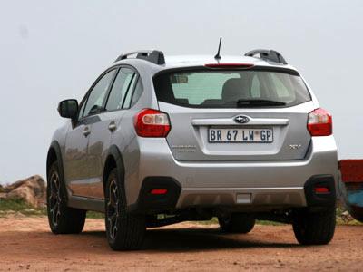 Subaru XV Lineartronic CVT review (5/6)