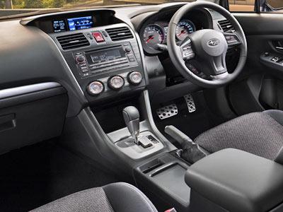 Subaru XV Lineartronic CVT review (3/6)