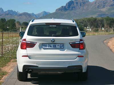 BMW  X3 xDrive 30d 2012 review (5/5)
