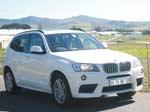 BMW  X3 xDrive 30d 2012 review (1/5)