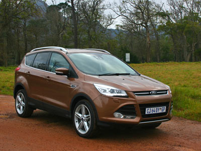 Ford Kuga 2.0 AWD Trend