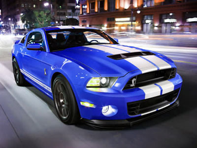 2014 Ford (Mustang) Shelby