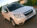 Forester XS