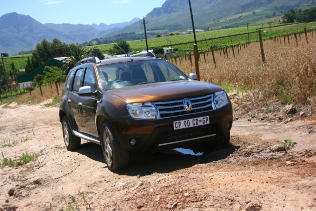 Renault Duster 1.5 DCi AWD