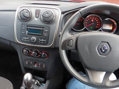 Renault Sandero Turbo Dynamique Review Wheelswrite