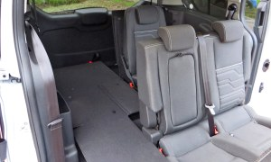 Ford Tourneo Connect Loadspace