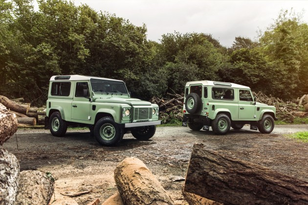 Heritage Edition Defender