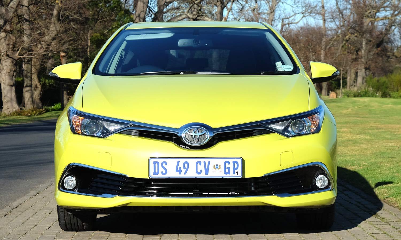 Toyota Auris XR review   Wheelswrite