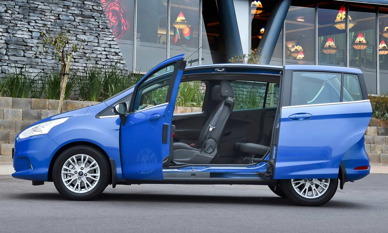Ford B Max Arrives In Sa Wheelswrite
