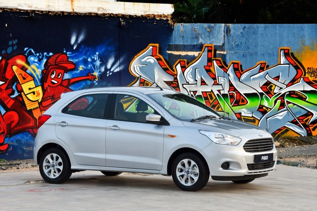 Ford Figo 2nd generation