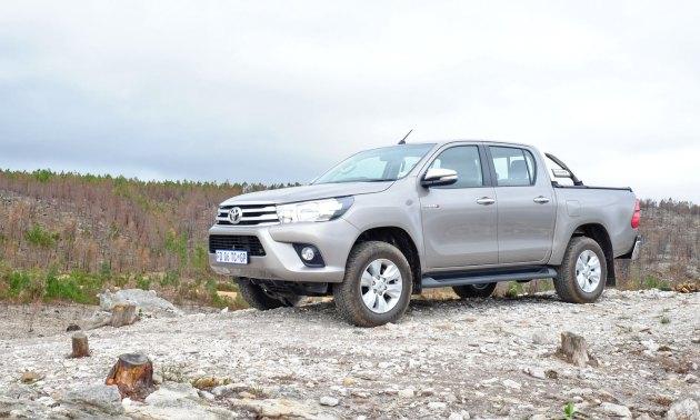 Toyota HiLux 2.8