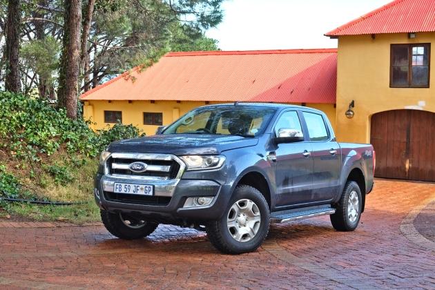 Ford Ranger XLT TDCi 3.2 Auto