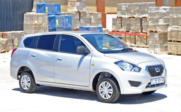 Datsun Go+ Panelvan